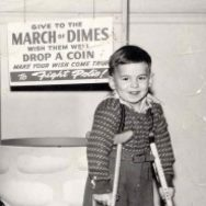 1955 March of Dimes Timmy Winnipeg