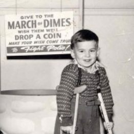 1955 March of Dimes Timmy Winnipeg