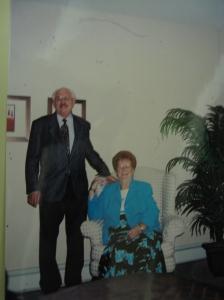 Mom and John
