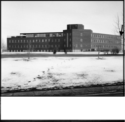 Picture of Alberta Children's Hospital 1960